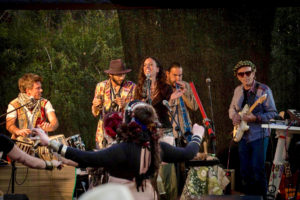 Sonica Project & Dahlia Tribal - One World Music event - Santiago Stankovic 1